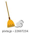 掃き掃除 22607234