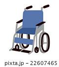 車椅子 22607465