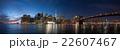 マンハッタンの夜景 22607467