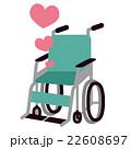 車椅子 22608697