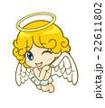 天使 女の子 人物のイラスト 22611802
