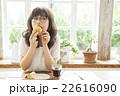 人物 女性 ポートレートの写真 22616090