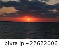 海に沈む夕日 22622006