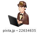 パソコンで調べる探偵 22634635