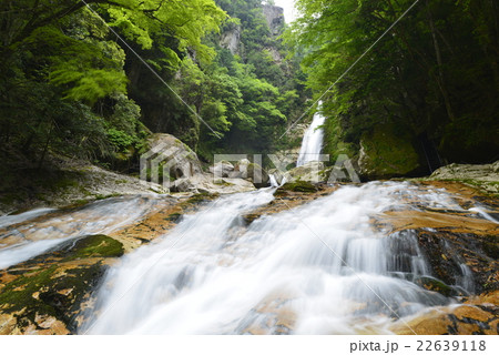 笹の滝(日本の滝百選)/奈良県...
