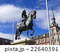 マヨール広場のフェリペ3世騎馬像 Plaza Mayor 22640391