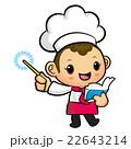 シェフ 料理人 料理師のイラスト 22643214