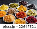 ドライフルーツ 果物 フルーツの写真 22647521