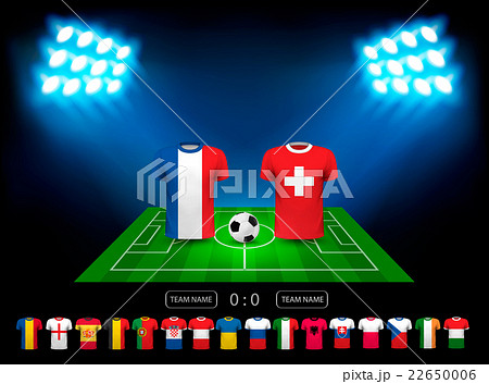 European football championship 2016 in France.  22650006
