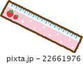 定規(ピンク) 22661976