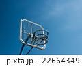 バスケットゴール 22664349