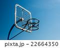バスケットゴール 22664350