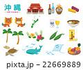 沖縄のセット【沖縄・シリーズ】 22669889