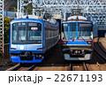 都営6300系三田線とみなとみらい線Y500系 22671193