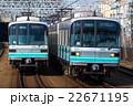 東京メトロ9000系 南北線 22671195