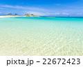本部町 エメラルドビーチ 海の写真 22672423