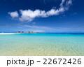 本部町 エメラルドビーチ 海の写真 22672426