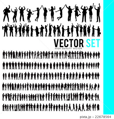 Vector Business People Corporate Company Concept 22678564
