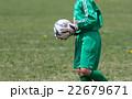 サッカー フットボール 22679671