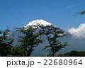 富士の山頂 22680964