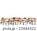 働く人々集合 22684322