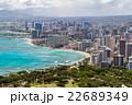 ハワイ 景色 風景の写真 22689349