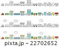 街並み 街 住宅のイラスト 22702652