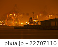 港 港湾 船舶の写真 22707110