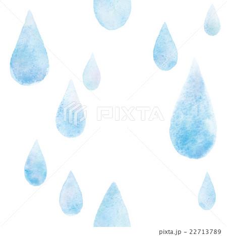 水滴模様 22713789