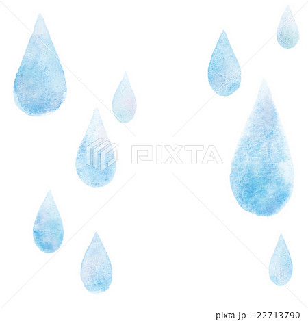 水滴模様 22713790