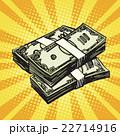 紙幣 キャッシュ 通貨のイラスト 22714916