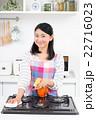 主婦(掃除) 22716023