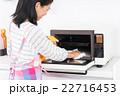 主婦(掃除-電子レンジ) 22716453