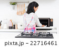 主婦(掃除-電子レンジ) 22716461