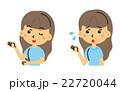 問題と解決(夏服)【三頭身・シリーズ】 22720044