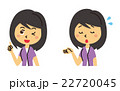 問題と解決(夏服)【三頭身・シリーズ】 22720045