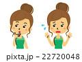 問題と解決(夏服)【三頭身・シリーズ】 22720048
