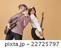 guitar & base 22725797