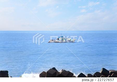 底引き網漁船 シラス船 しらす漁 静岡県 駿河湾 22727657