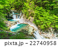 【山梨県】西沢渓谷・七ツ釜五段の滝 22740958