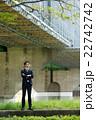 ビジネスマン ゼネコン 建設業者の写真 22742742