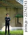 ビジネスマン ゼネコン 建設業者の写真 22742743