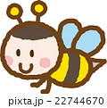 蜂 22744670