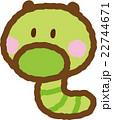 青虫 22744671