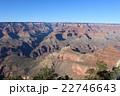 夕方のグランドキャニオンの絶景 アメリカ アリゾナ 22746643