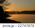 朝焼けの高滝ダム 22747878