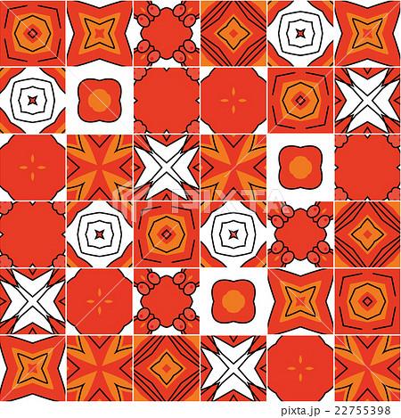 Seamless patternのイラスト素材 [22755398] - PIXTA