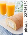 ロールケーキ 22756470