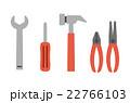 工具のセット 22766103