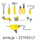 工具のセット 22766217